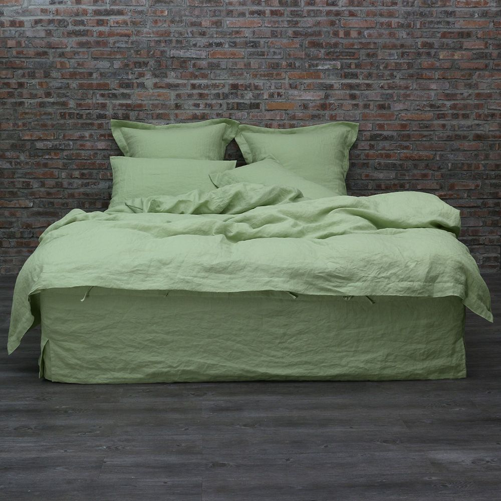 Green Tea Duvet Cover